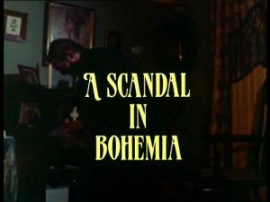 scandal bohemia essay
