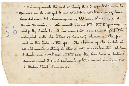 File:Manuscript-the-adventure-of-the-reigate-squires-last-11-lines.jpg