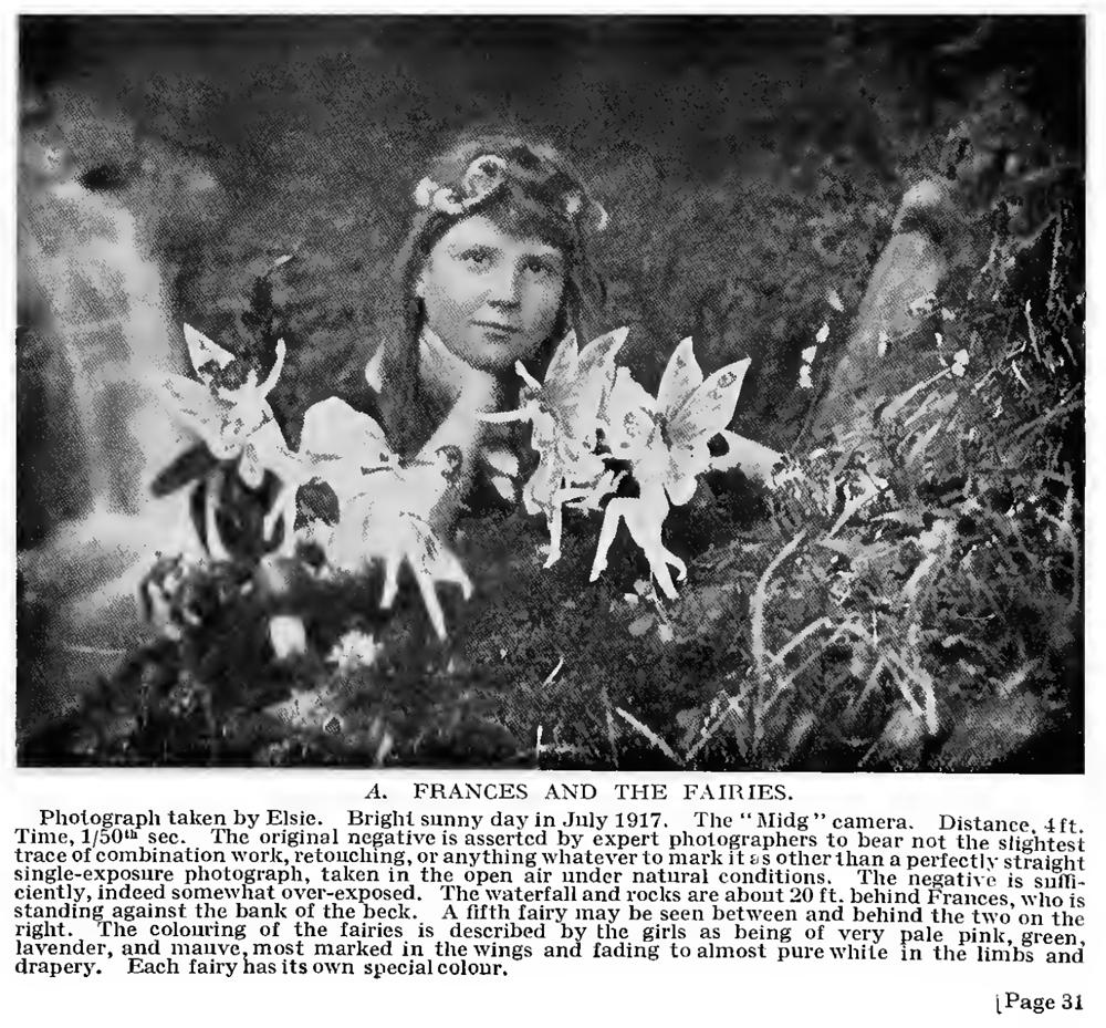 the coming of the fairies the arthur conan doyle encyclopedia