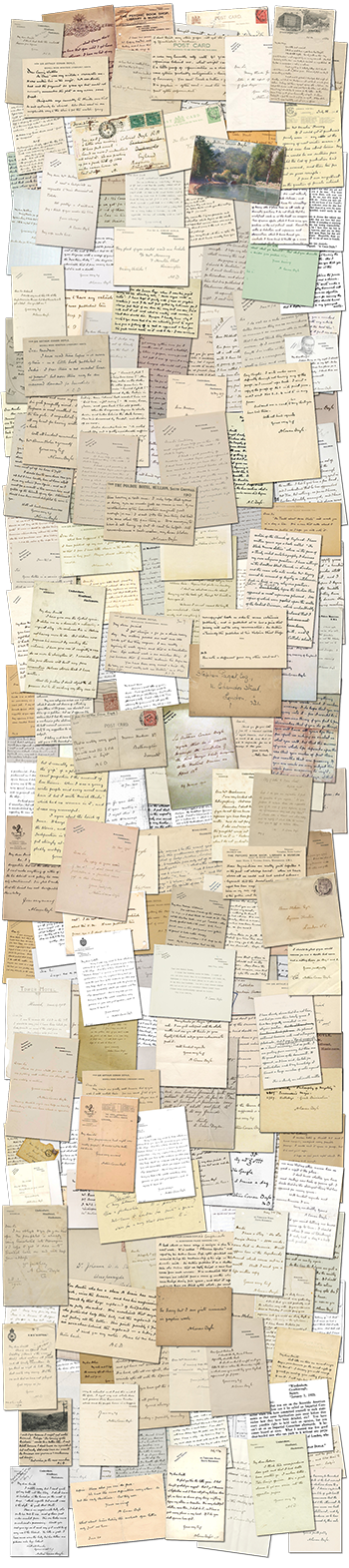 Sir Arthur Conan Doyle:Letters - The Arthur Conan Doyle Encyclopedia