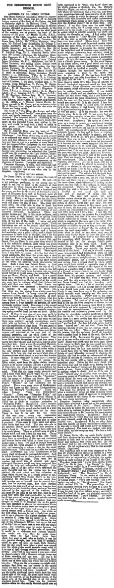 The Scotsman (25 march 1901)