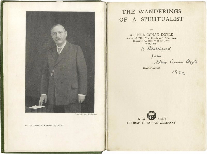 File:Dedicace-SACD-1922-george-h-doran-the-wanderings-of-a-spiritualist.jpg