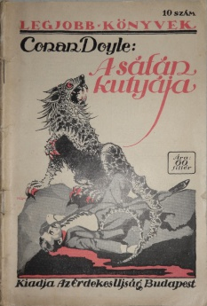 the hound of the baskervilles the arthur conan doyle encyclopedia erdekes ujsag 1918