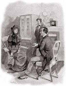 an overview of the adventure speckled band by arthur conan doyle The adventures of sherlock holmes: an introduction to and summary of the novel the adventures of sherlock holmes by sir arthur conan doyle.