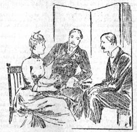 Resultado de imagem para The sign of the four illustrations