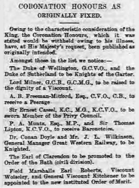 File:Leamington-spa-courier-1902-06-27-p6-knighthood.jpg