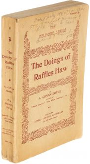 The Doings of Raffles Haw - The Arthur Conan Doyle Encyclopedia