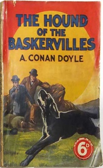 the hound of the baskervilles the arthur conan doyle