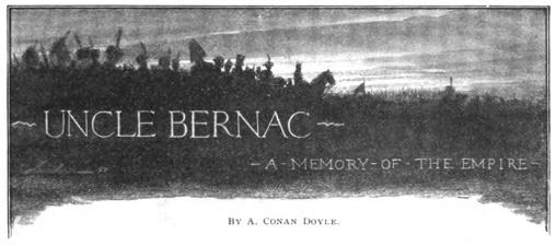 Uncle Bernac - The Arthur Conan Doyle Encyclopedia