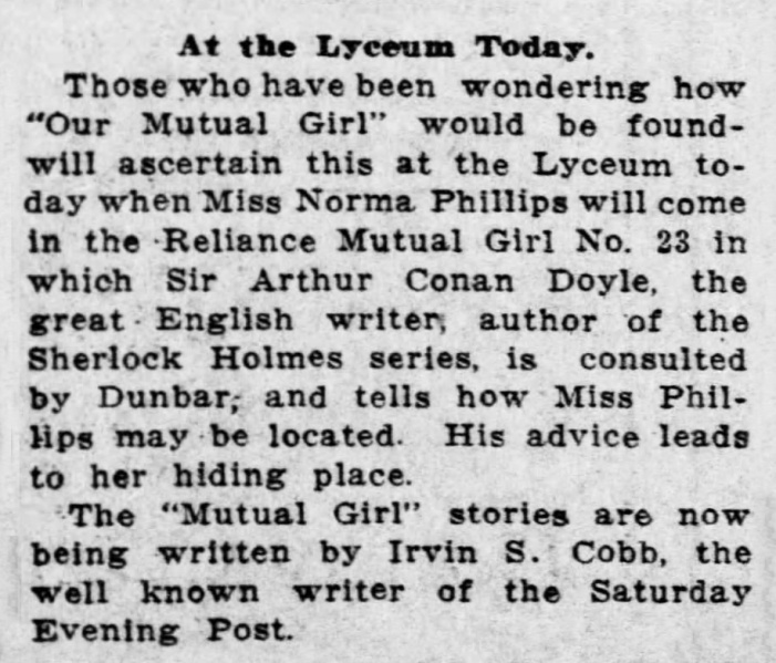 File:The-leavenworth-times-1914-06-25-our-mutual-girl-ad.jpg