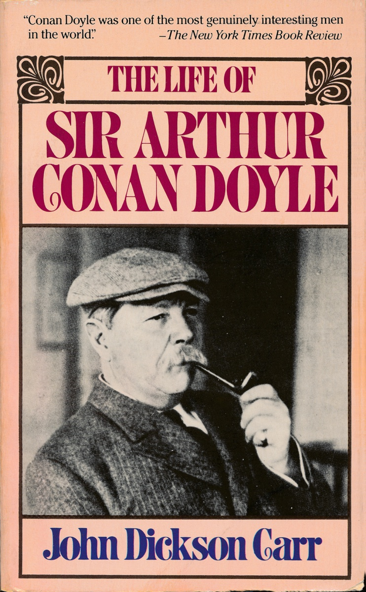 a look at the life and literary works of sir arthur conan doyle Online literary criticism collection from: teller of tales: the life of arthur conan doyle chapter 1 find sir arthur conan doyle's works in libraries:.