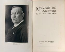 Memories and Adventures - The Arthur Conan Doyle Encyclopedia