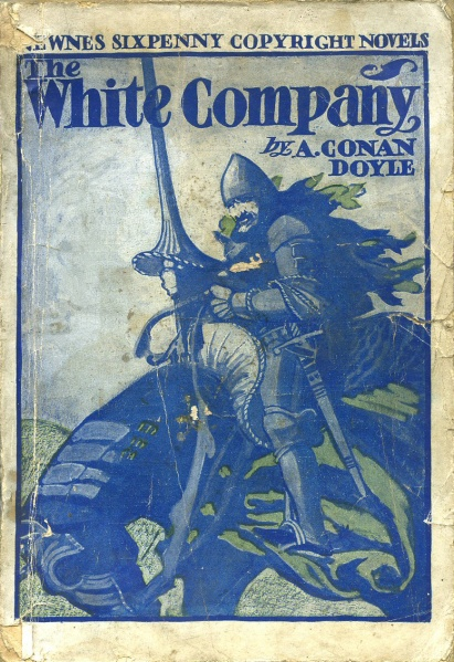 File:George-newnes-sixpenny-copyright-novels-ca1903-the-white-company.jpg