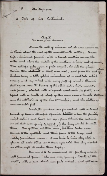 File:The-refugees-1891-manuscript-p01.jpg