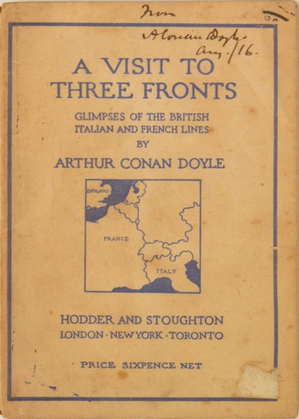 File:Hodder-stoughton-1916-a-visit-to-three-fronts-signed1.jpg