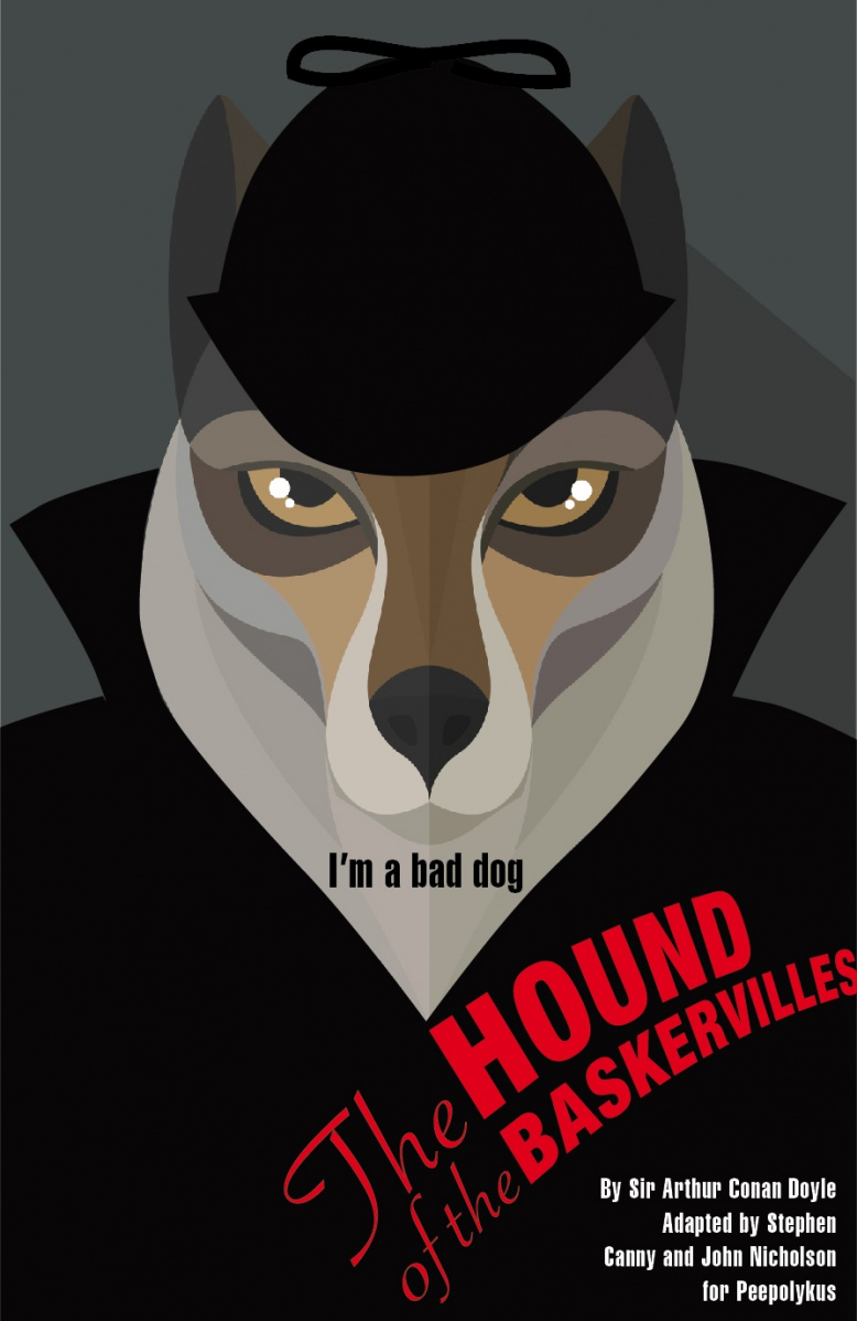 the hound of the baskervilles by The hound of the baskervilles is a sherlock holmes mystery novel written by sir arthur conan doyle it was the third novel out of four to be written holmes and watson must fight against an seemingly supernatural hound that has been haunting the baskerville family for generations.