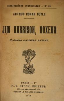 Rodney Stone - The Arthur Conan Doyle Encyclopedia