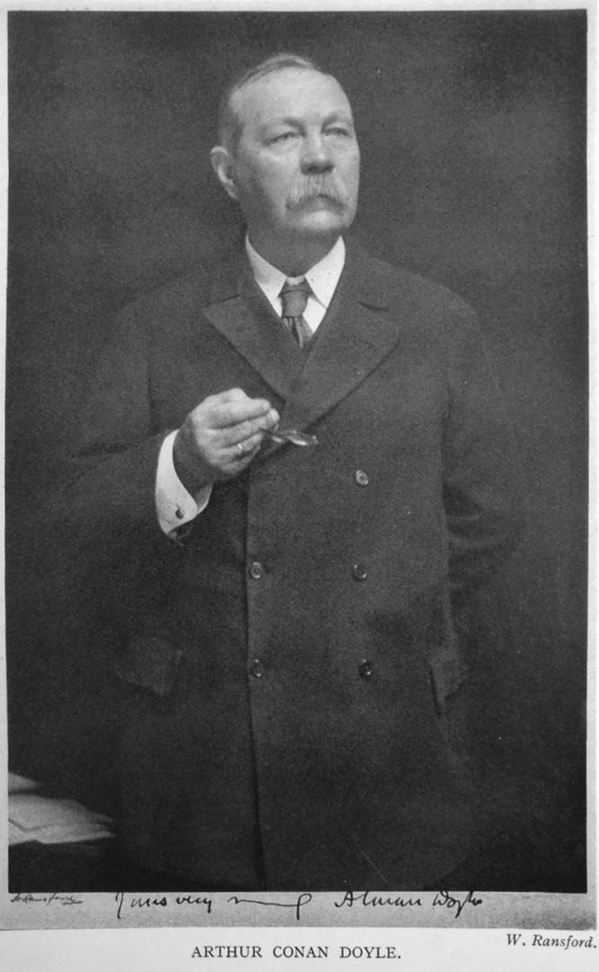 arthur conan doyle Sir arthur ignatius conan doyle (22 května 1859, edinburgh, skotsko, spojené království - 7 července 1930, crowborough, sussex, spojené království) je britský spisovatel proslulý především příběhy o sherlocku holmesovi, jež zásadně ovlivnily podobu detektivního žánru.