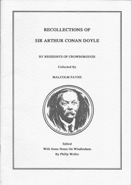 File:Privately-published-1993-recollections-of-sir-arthur-conan-doyle.jpg