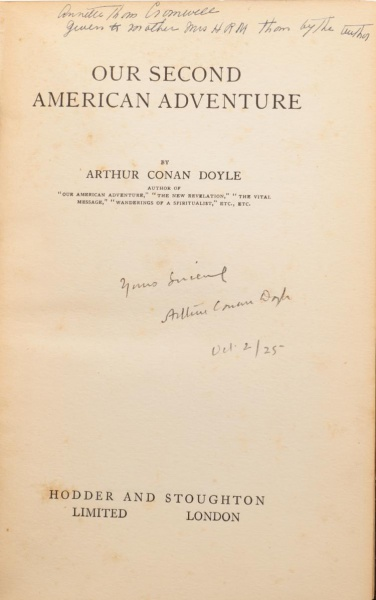File:George-h-doran-1924-our-second-american-adventure-titlepage-signed.jpg
