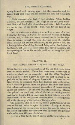 The White Company - The Arthur Conan Doyle Encyclopedia